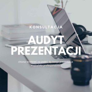 audyt dla profesjonalnych prezentacji