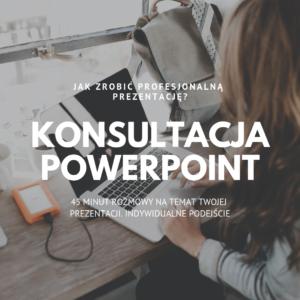 szkolenie online powerpoint konsultacja