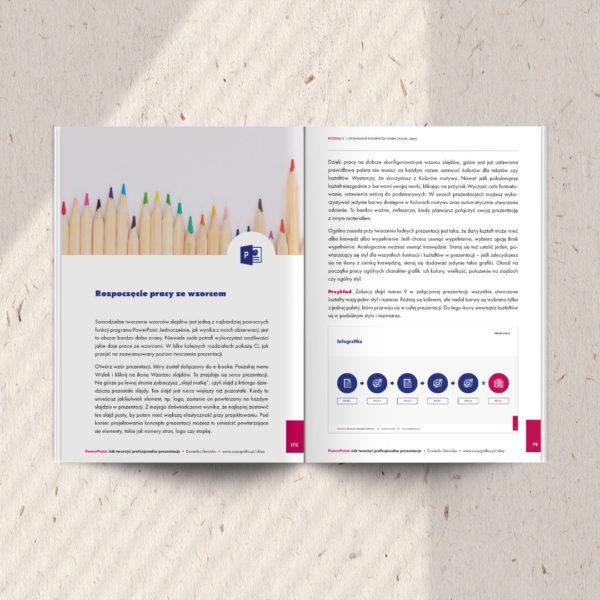 e-book jak projektować profesjonalne prezentacje PowerPoint